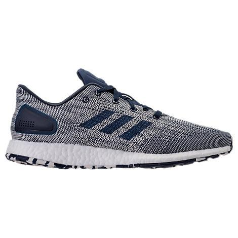 7d8661aa1c8f2 Adidas Originals Adidas Men s Pureboost Dpr Running Sneakers From Finish  Line In Blue