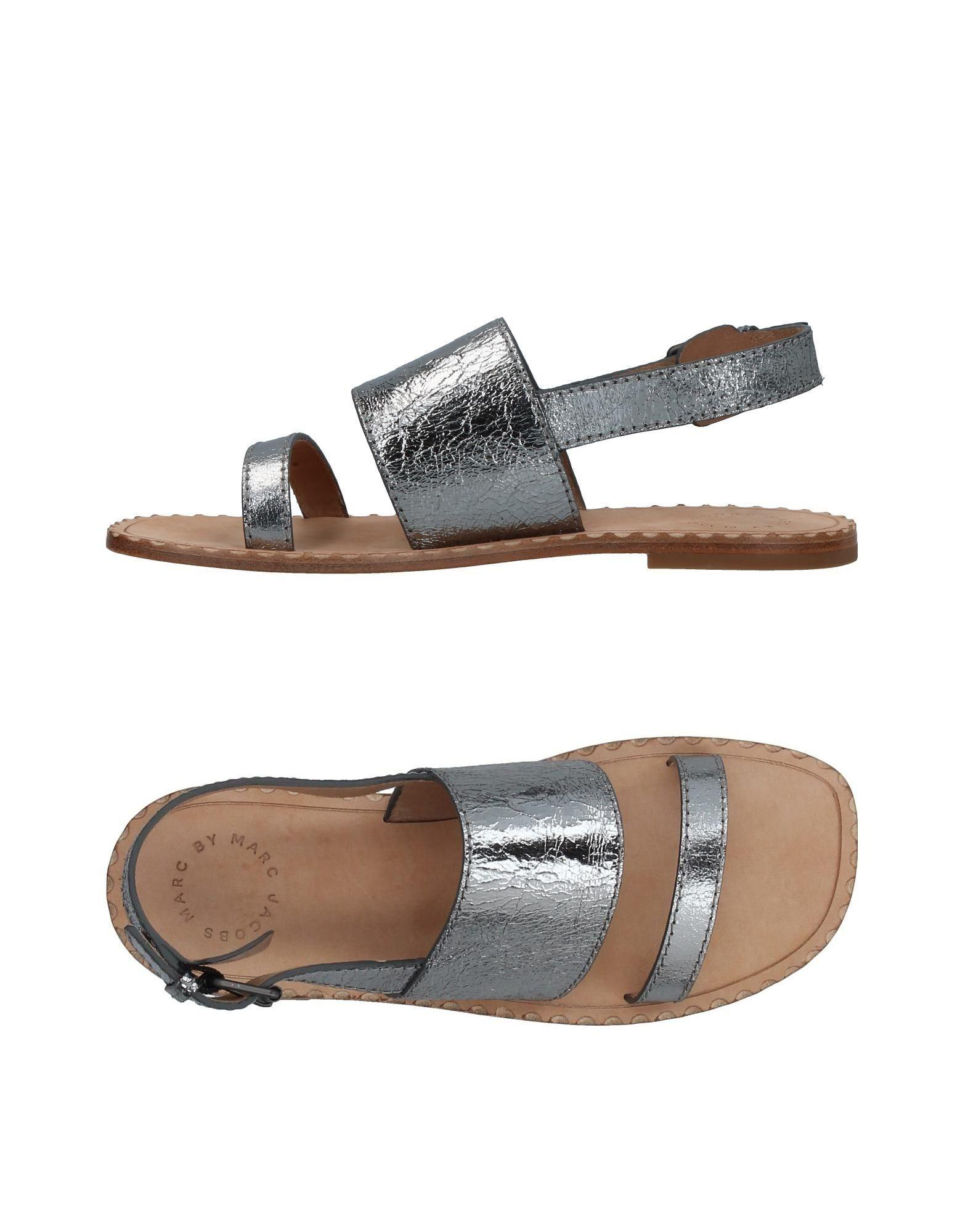 Marc By Marc Jacobs Sandals In Lead