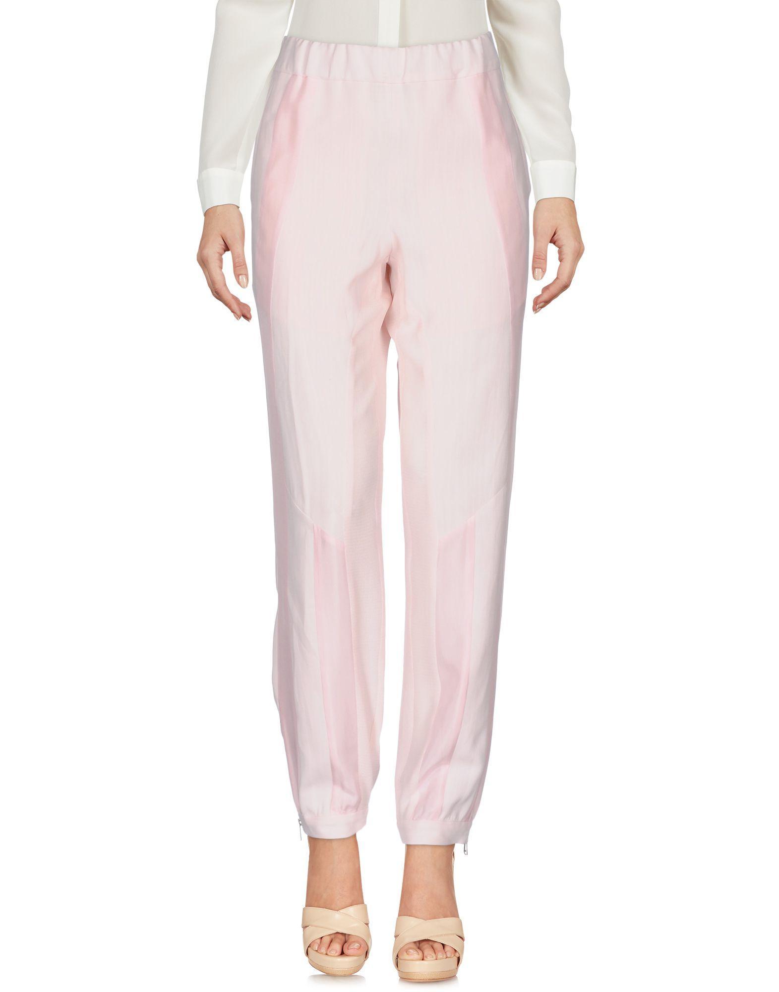 Belstaff Casual Pants In Light Pink