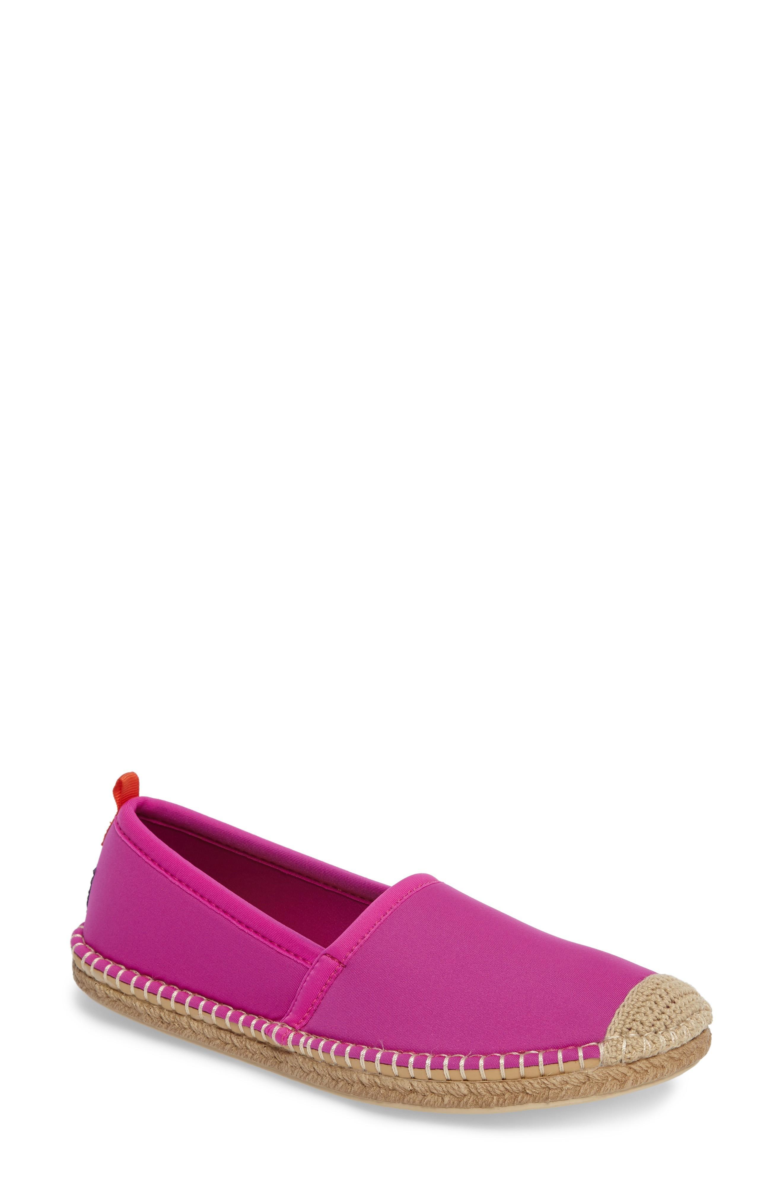 2bdb09ca2365 Sea Star Beachwear Beachcomber Espadrille Water Shoe In Hot Pink ...