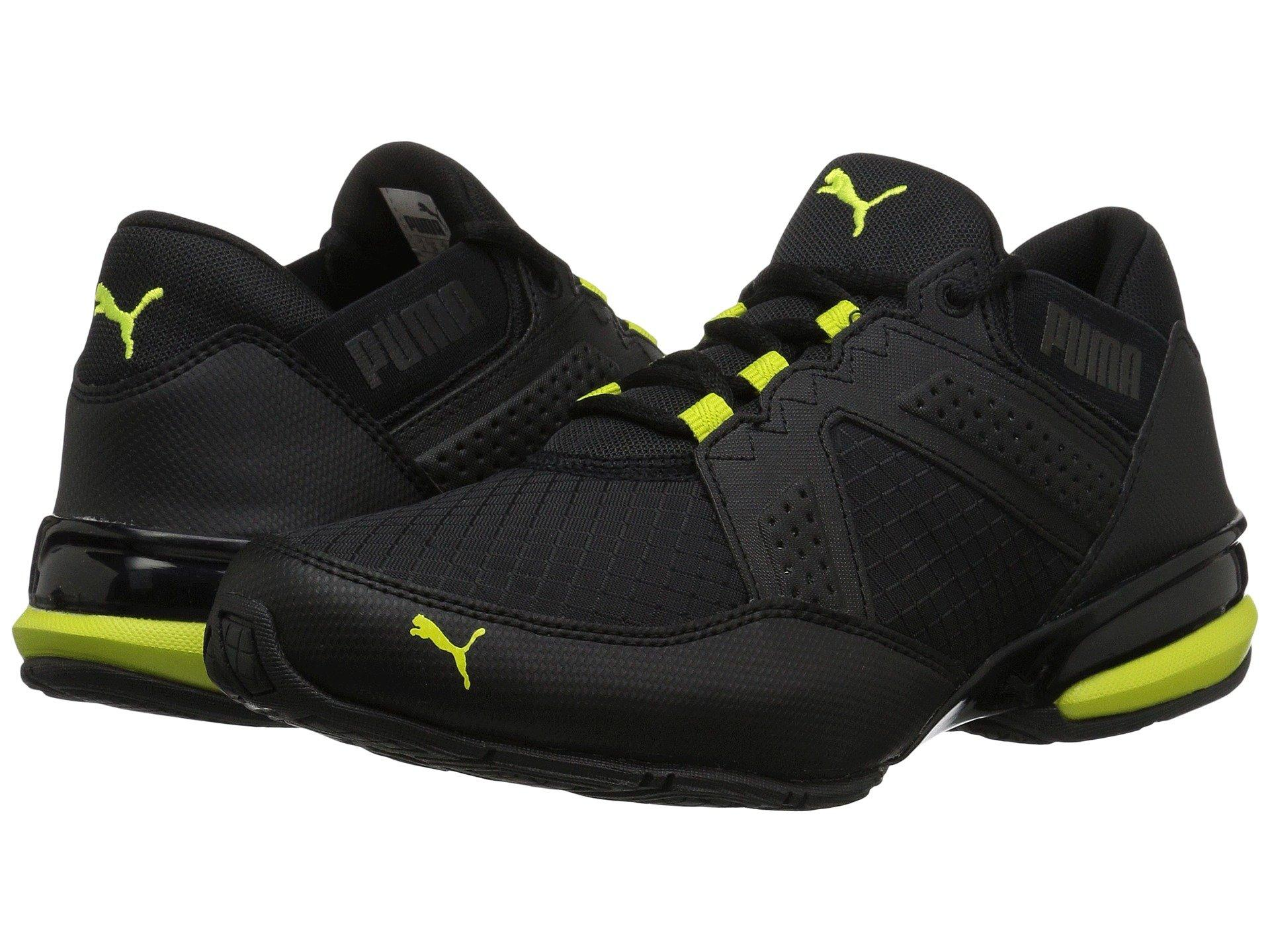 afdf56de1a88 Puma Enzin Ripstop In Black Neutral Grey Yellow