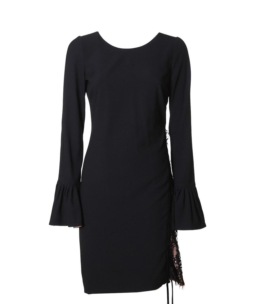 Twinset Twin-set Women's  Black Polyester Dress