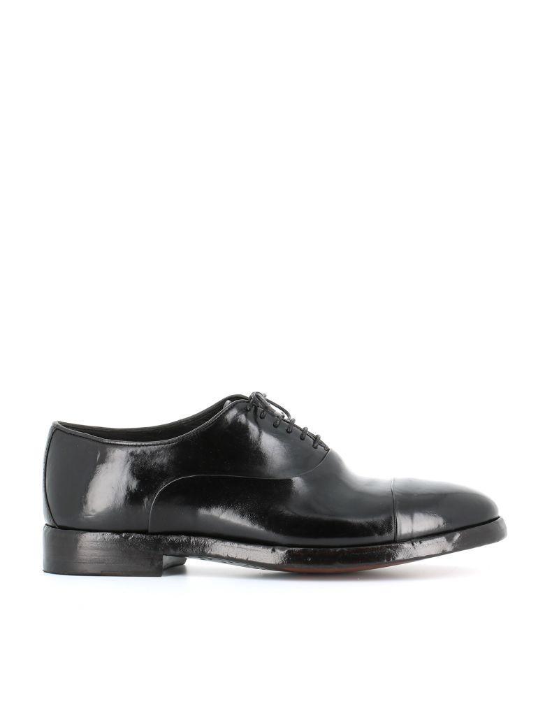 "Alberto Fasciani Oxford ""ulisse 47000"" In Black"