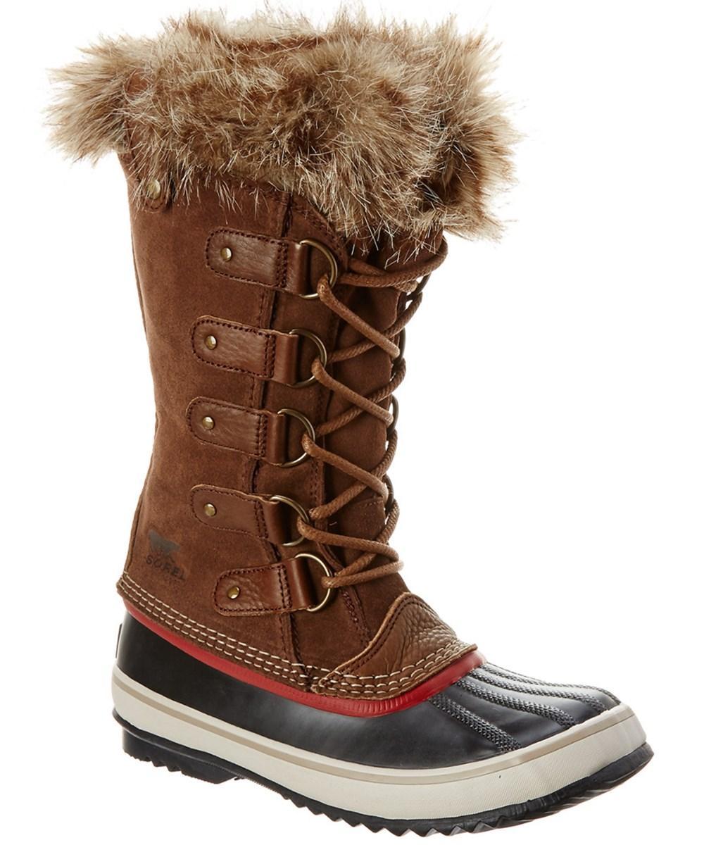 Sorel Joan Of Arctic Waterproof Boot In Brown