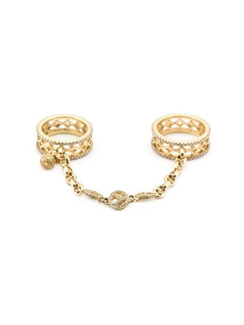 Loree Rodkin Handcuff Ring