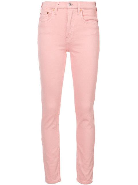 Re/done Colored Slim-fit Jeans