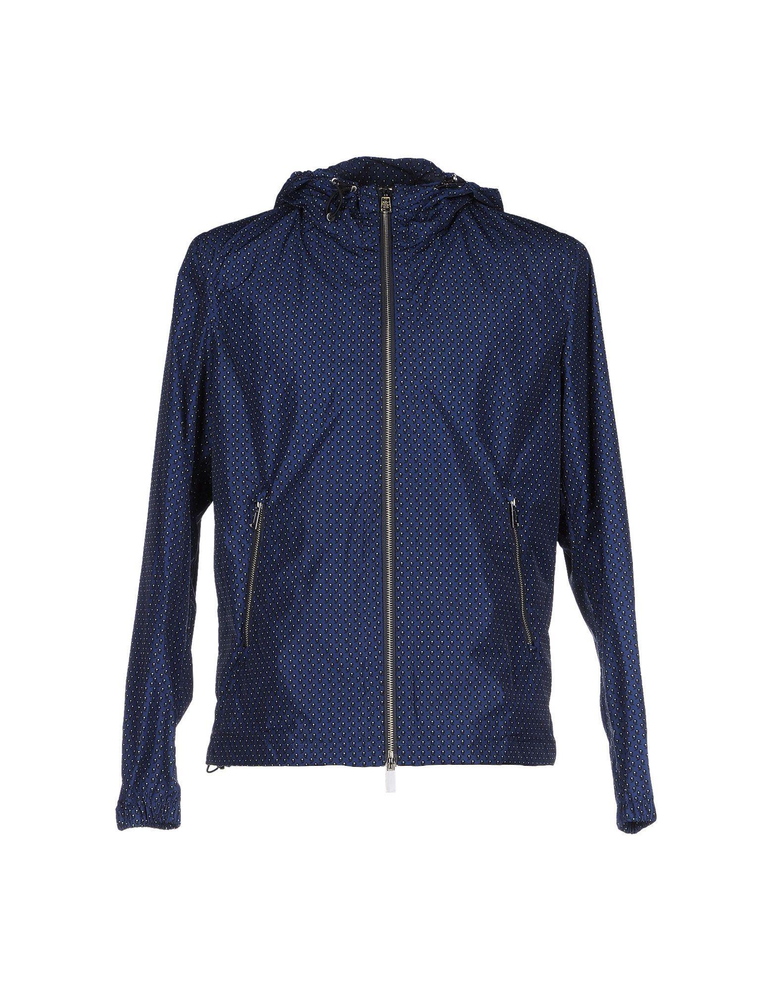 Add Jacket In Dark Blue