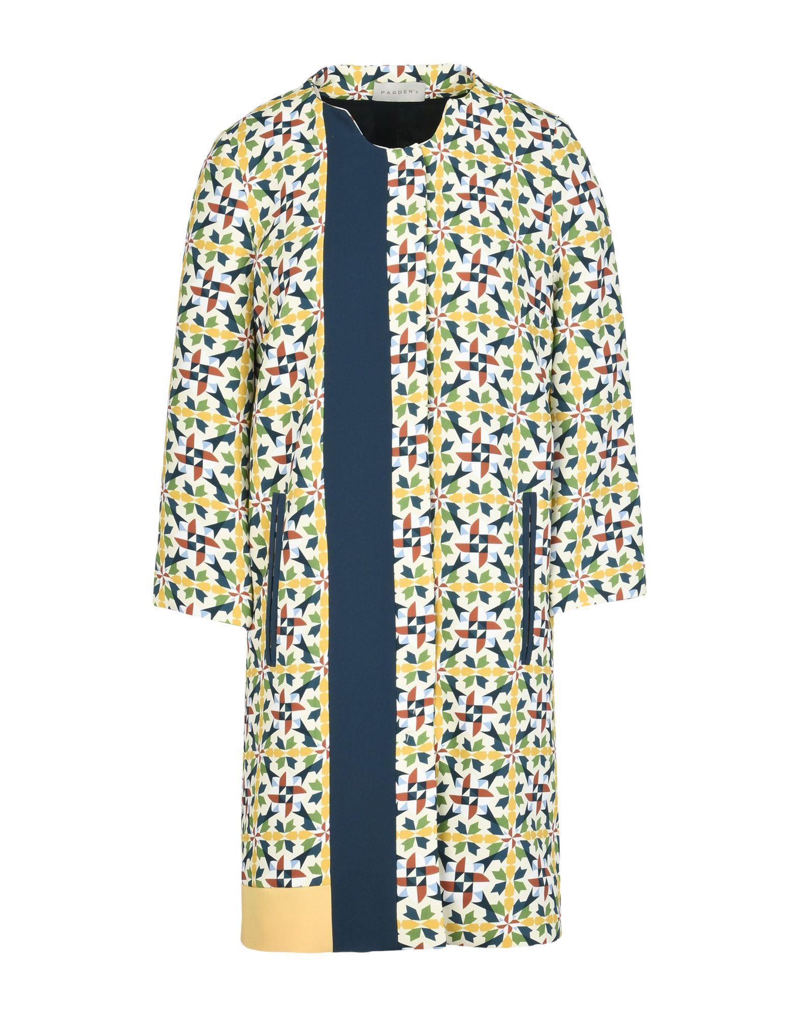 Parden's Overcoats In Yellow