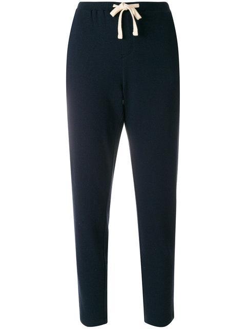 Woolrich Slim Fit Track Pants - Blue