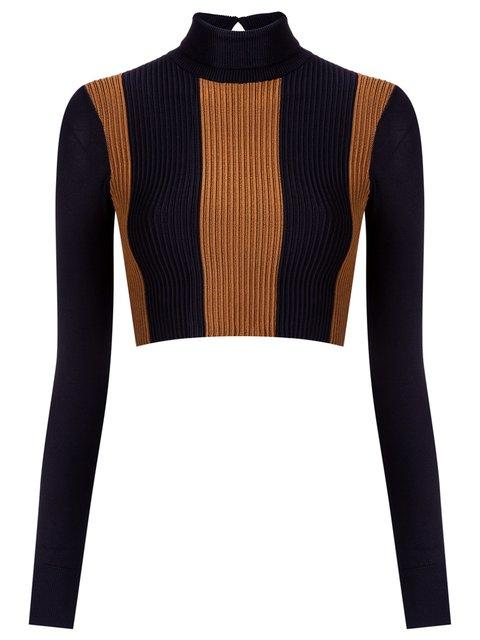 Haight Knit Cropped Top