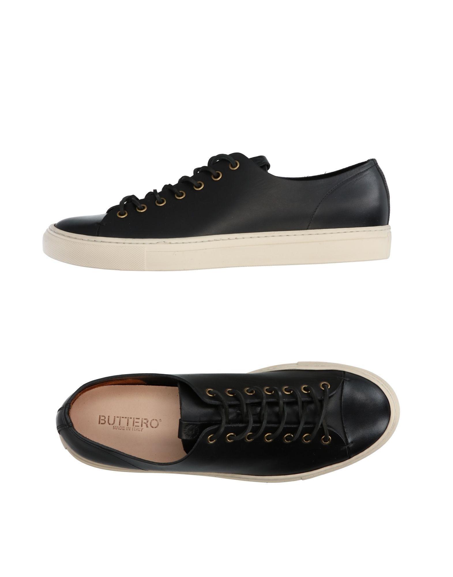 Buttero ® Sneakers In Black