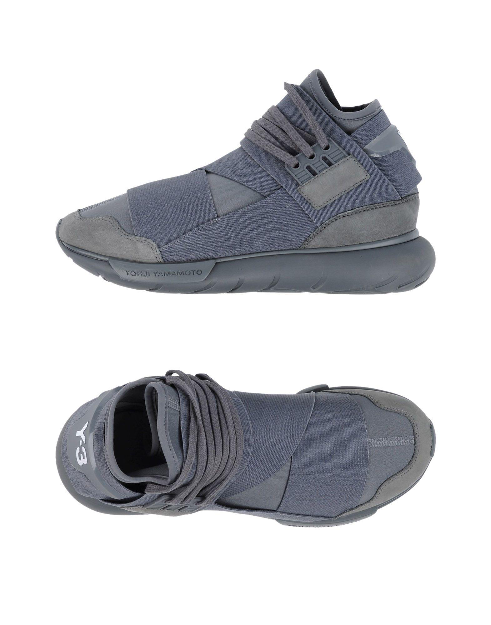 Y-3 Sneakers In Grey