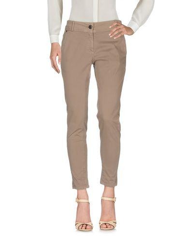 Brunello Cucinelli Casual Pants In Brown