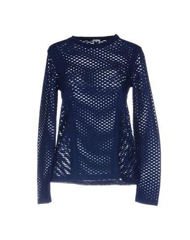 M Missoni Sweater In Dark Blue