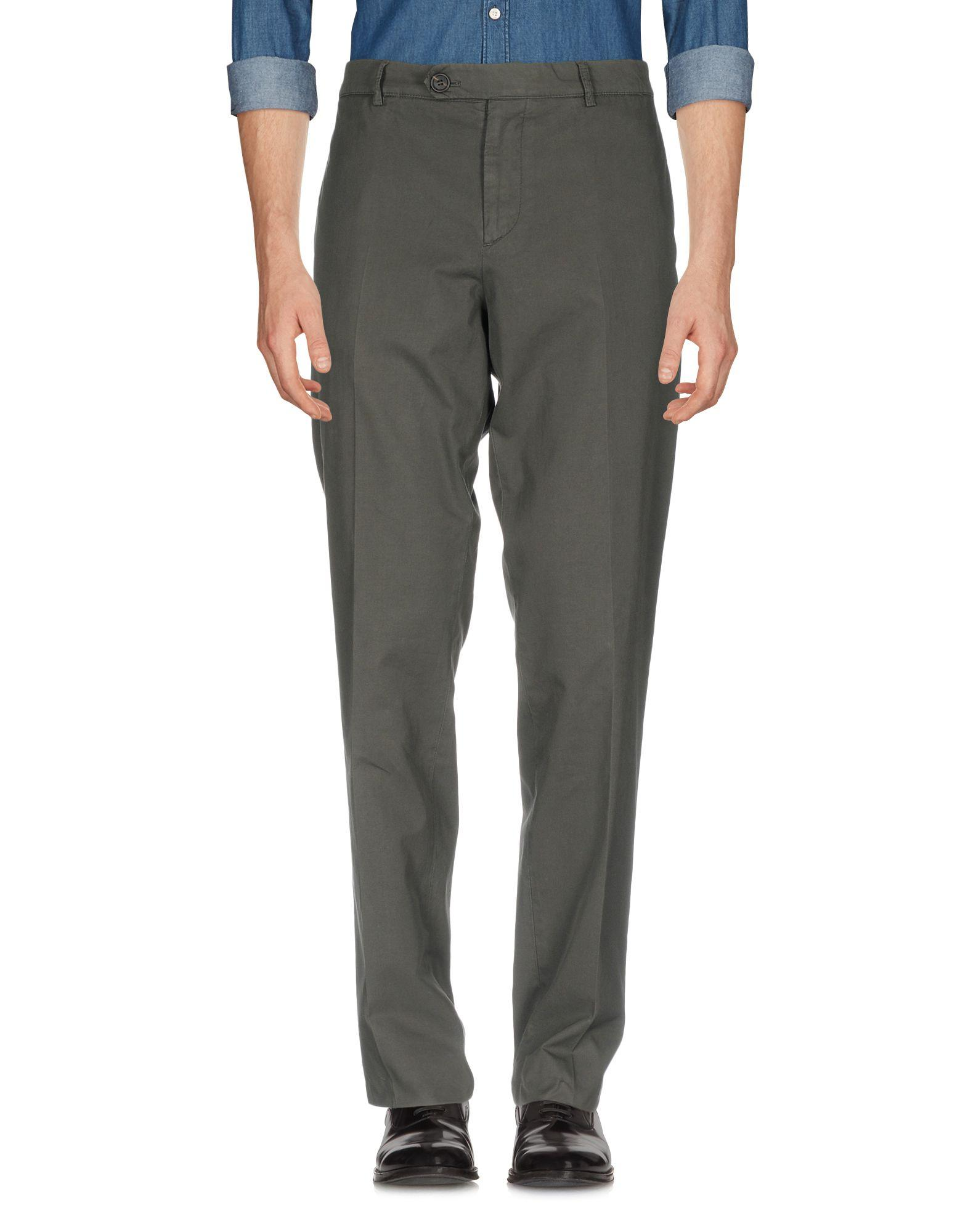 Brunello Cucinelli Casual Pants In Steel Grey