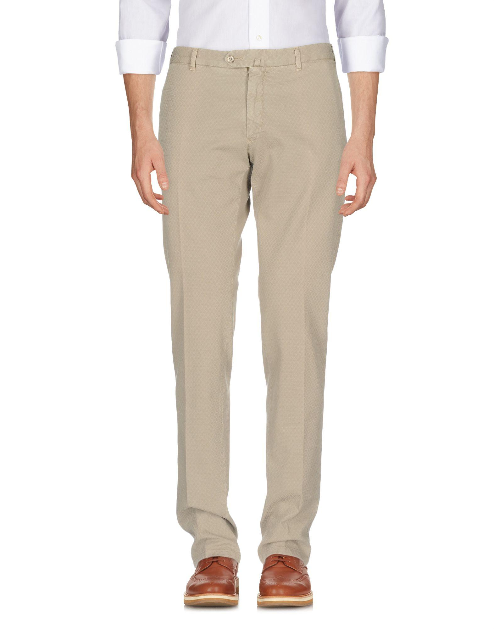 L.b.m. Casual Pants In Sand
