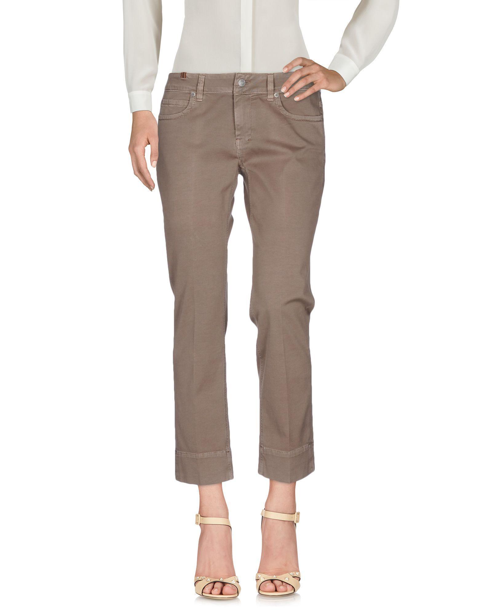 Notify Casual Pants In Khaki