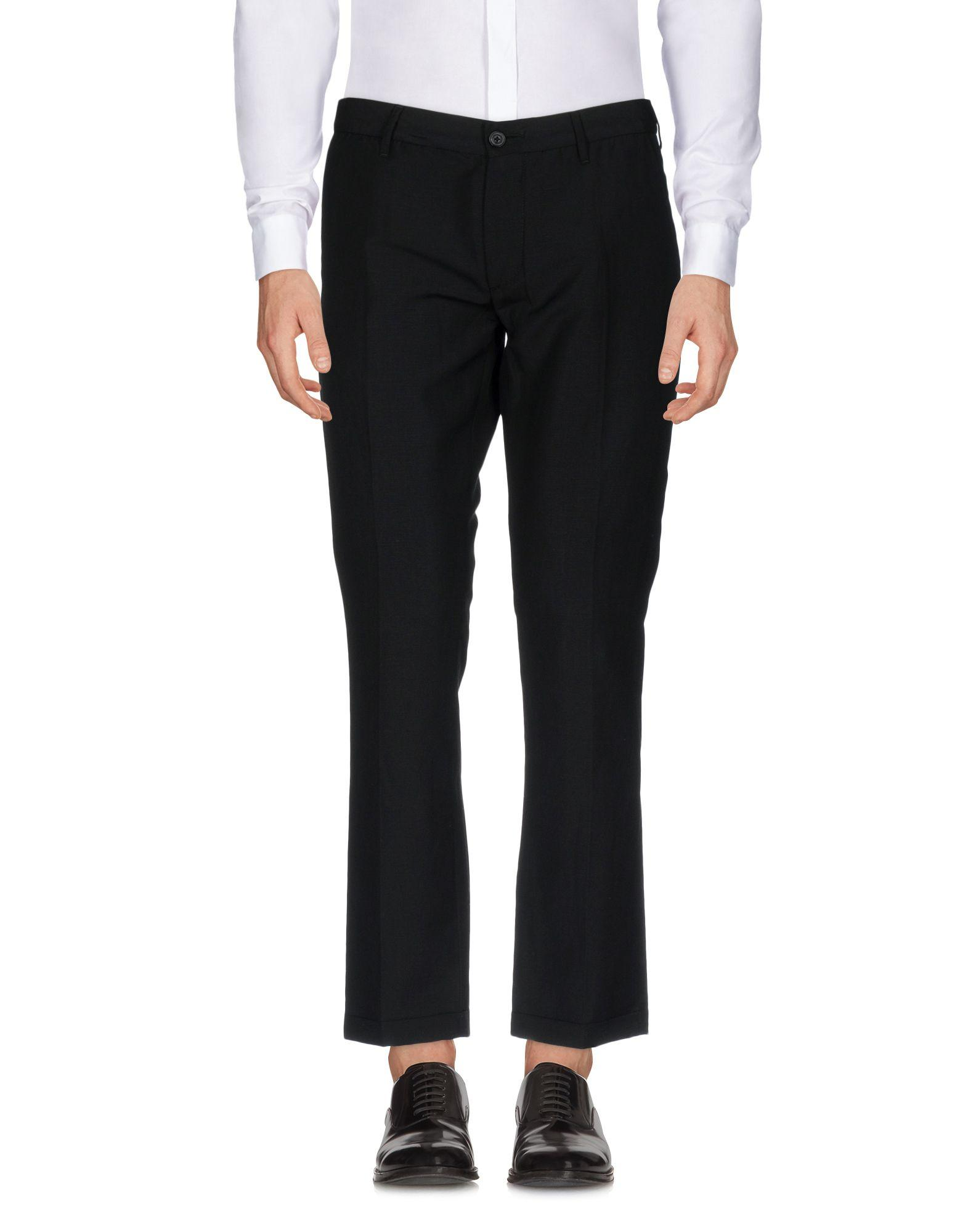 Pence Casual Pants In Black