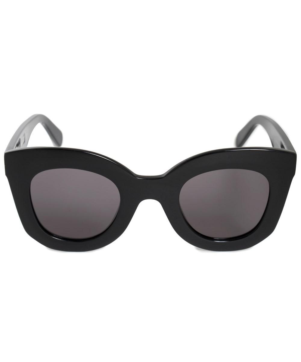 Celine Marta Round Sunglasses 41093s 807 Bn 46