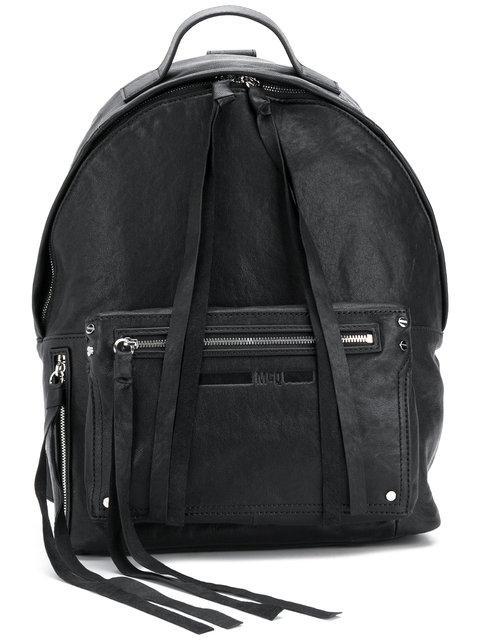 Mcq By Alexander Mcqueen Classic Loveless Backpack