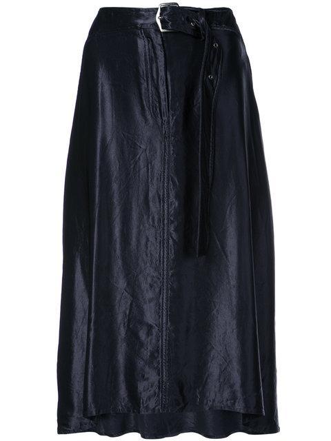 Sies Marjan Belted Flared Skirt