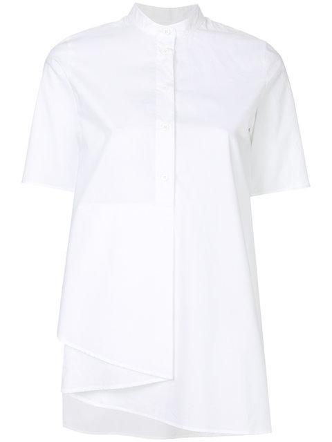 Mm6 Maison Margiela Fold Detail Shirt