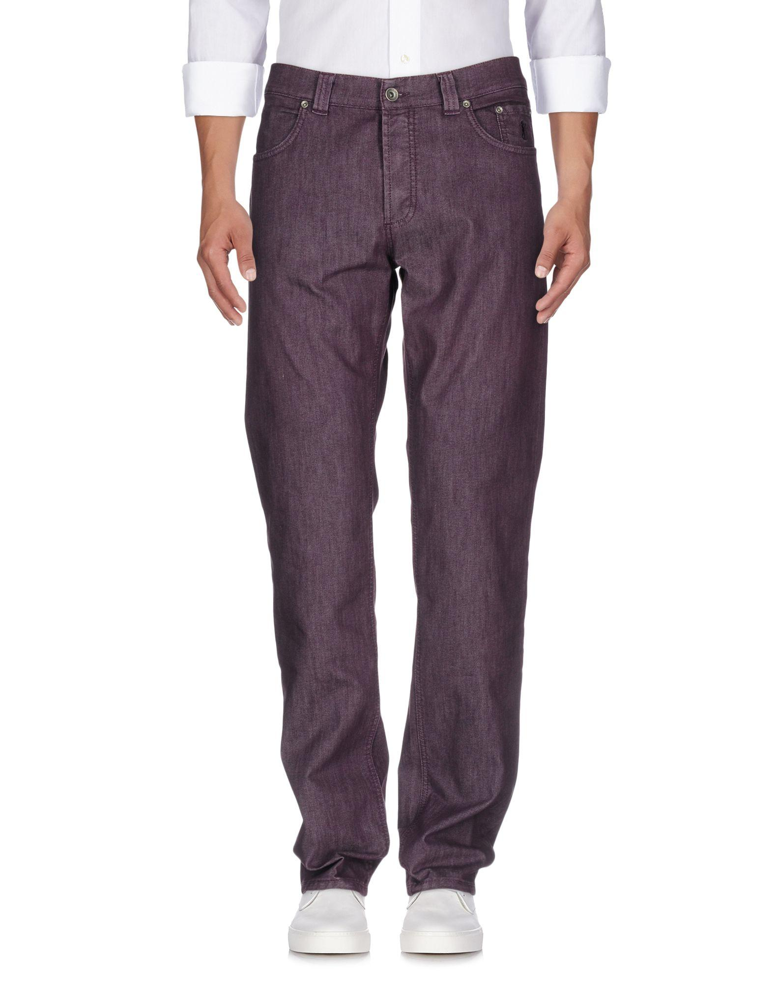 Jeckerson Jeans In Purple