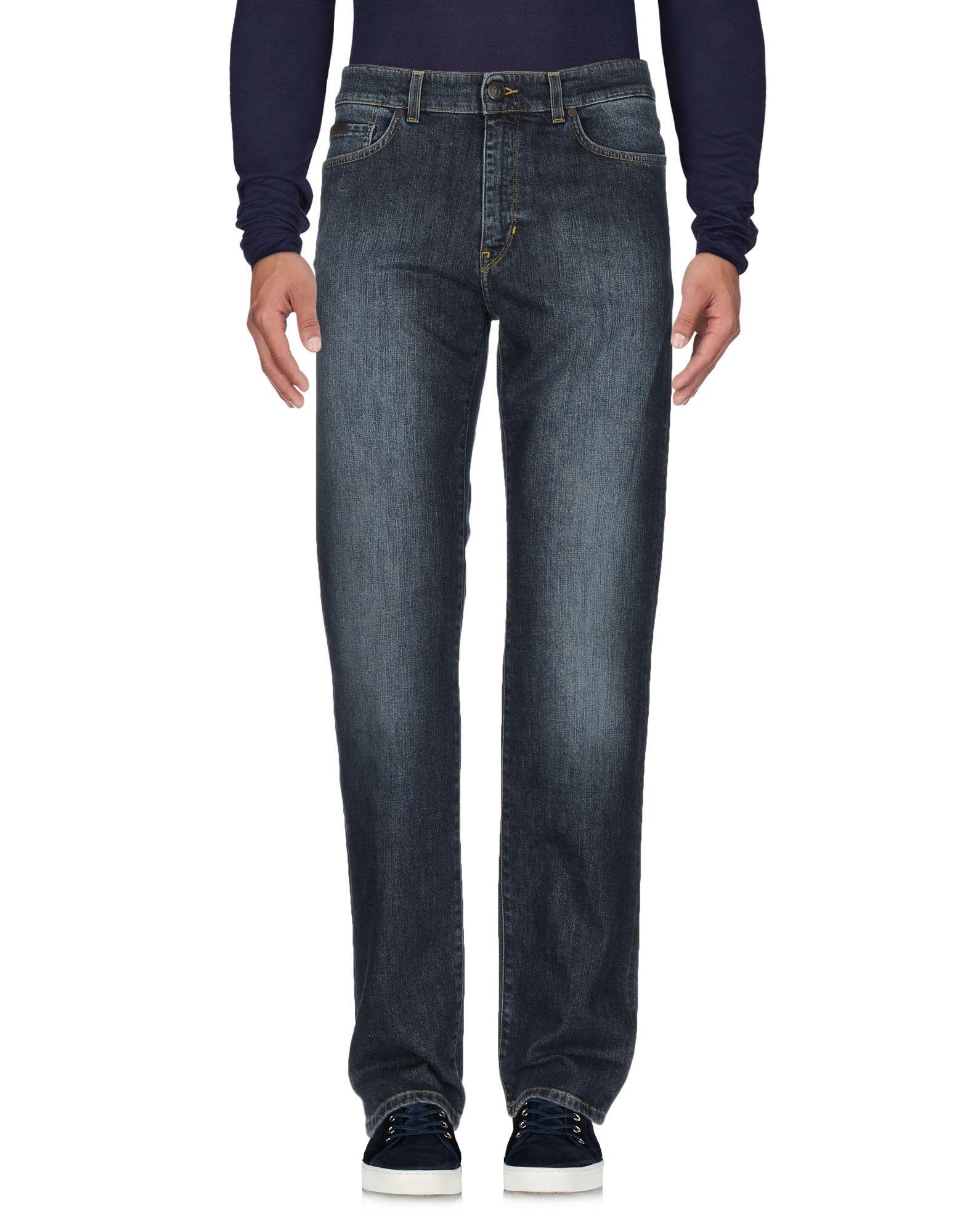 Trussardi Jeans Jeans In Blue