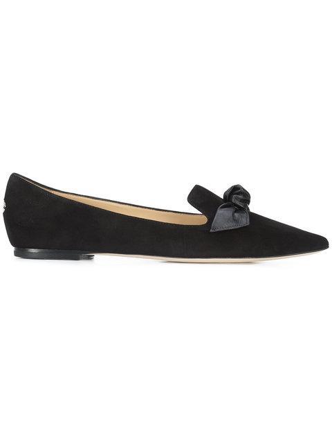 Jimmy Choo Gabie Ballerina Shoes