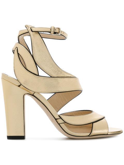 Jimmy Choo Falcon 100 Sandals