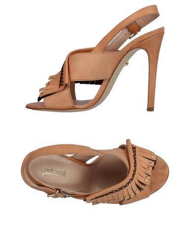 Just Cavalli Sandals In Camel