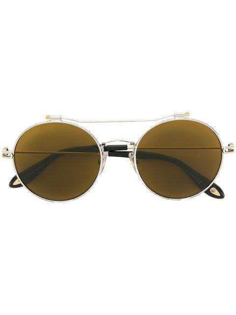 Givenchy Eyewear Round-frame Sunglasses - Metallic