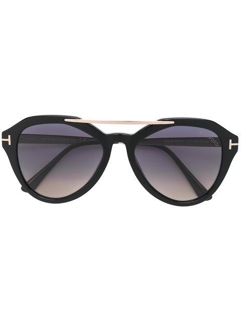 Tom Ford Eyewear 'ft0576s' Sonnenbrille - Schwarz