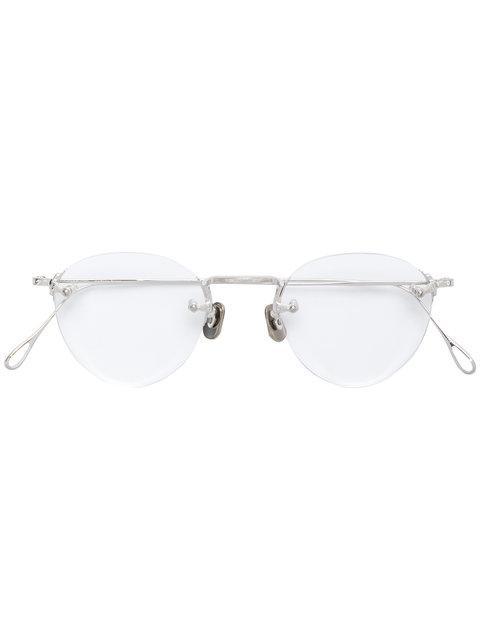 Eyevan7285 Frameless Glasses - Metallic