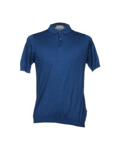 John Smedley Sweater In Blue