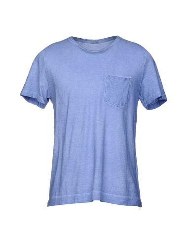 Massimo Alba T-shirts In Slate Blue