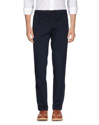 Myths Casual Pants In Dark Blue