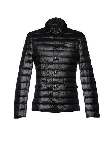 Patrizia Pepe Down Jacket In Black