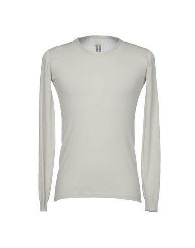 Rick Owens Sweaters In Light Grey