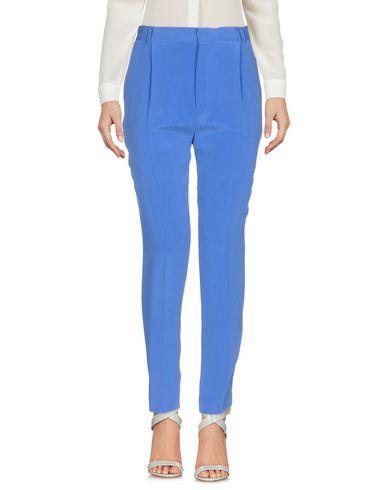 Joseph Casual Pants In Bright Blue