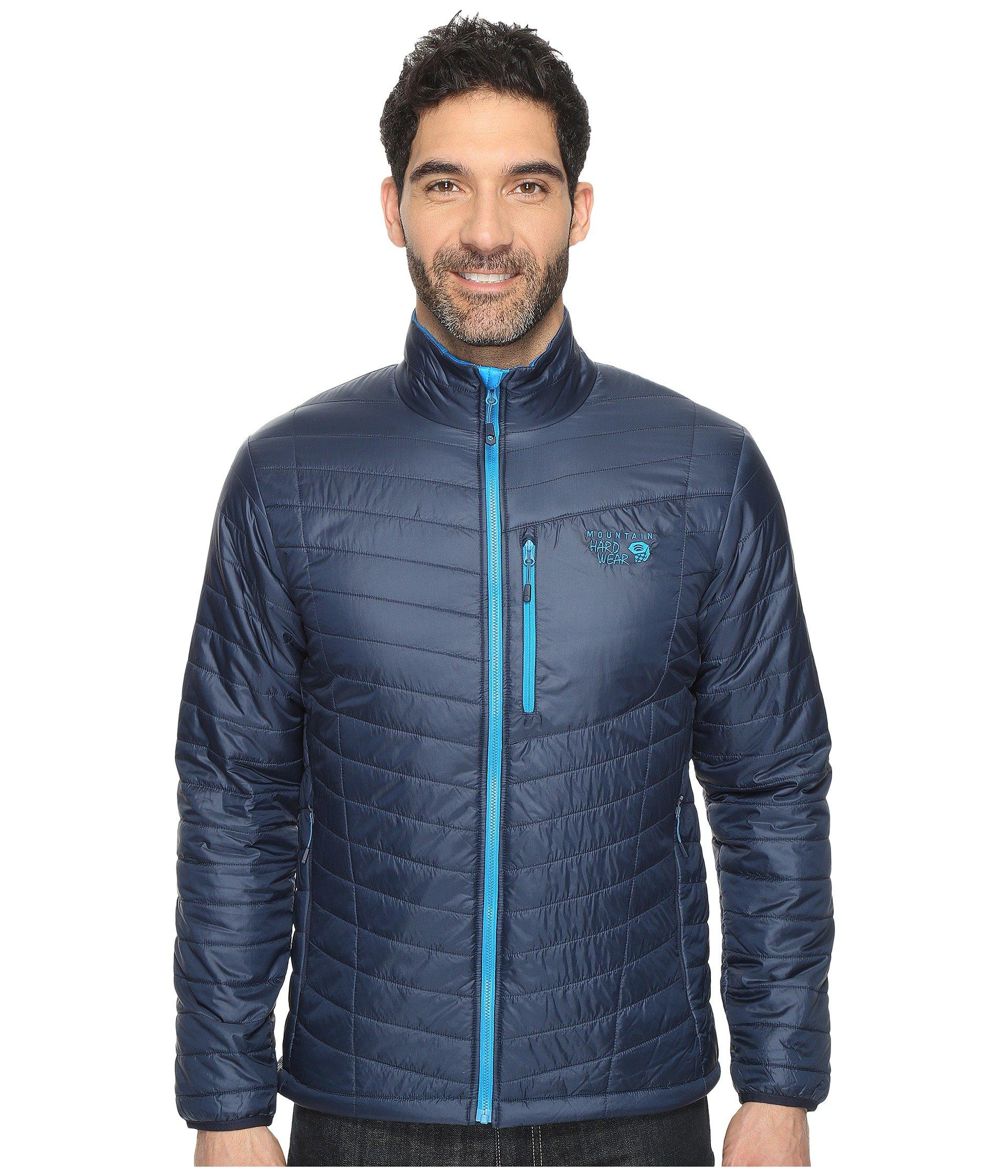 Mountain Hardwear Thermostatic™ Jacket In Hardwear Navy