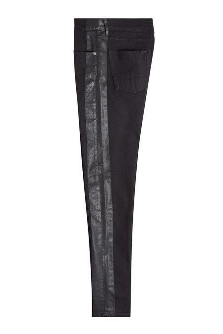 Alexander Mcqueen Slim Jeans In Black