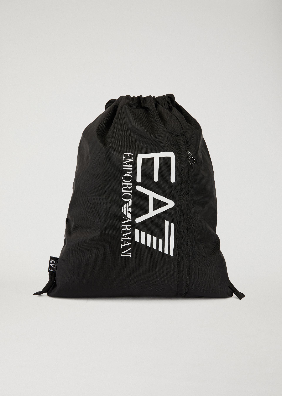 Emporio Armani Gym Bags - Item 45386700 In Black ; Midnight Blue