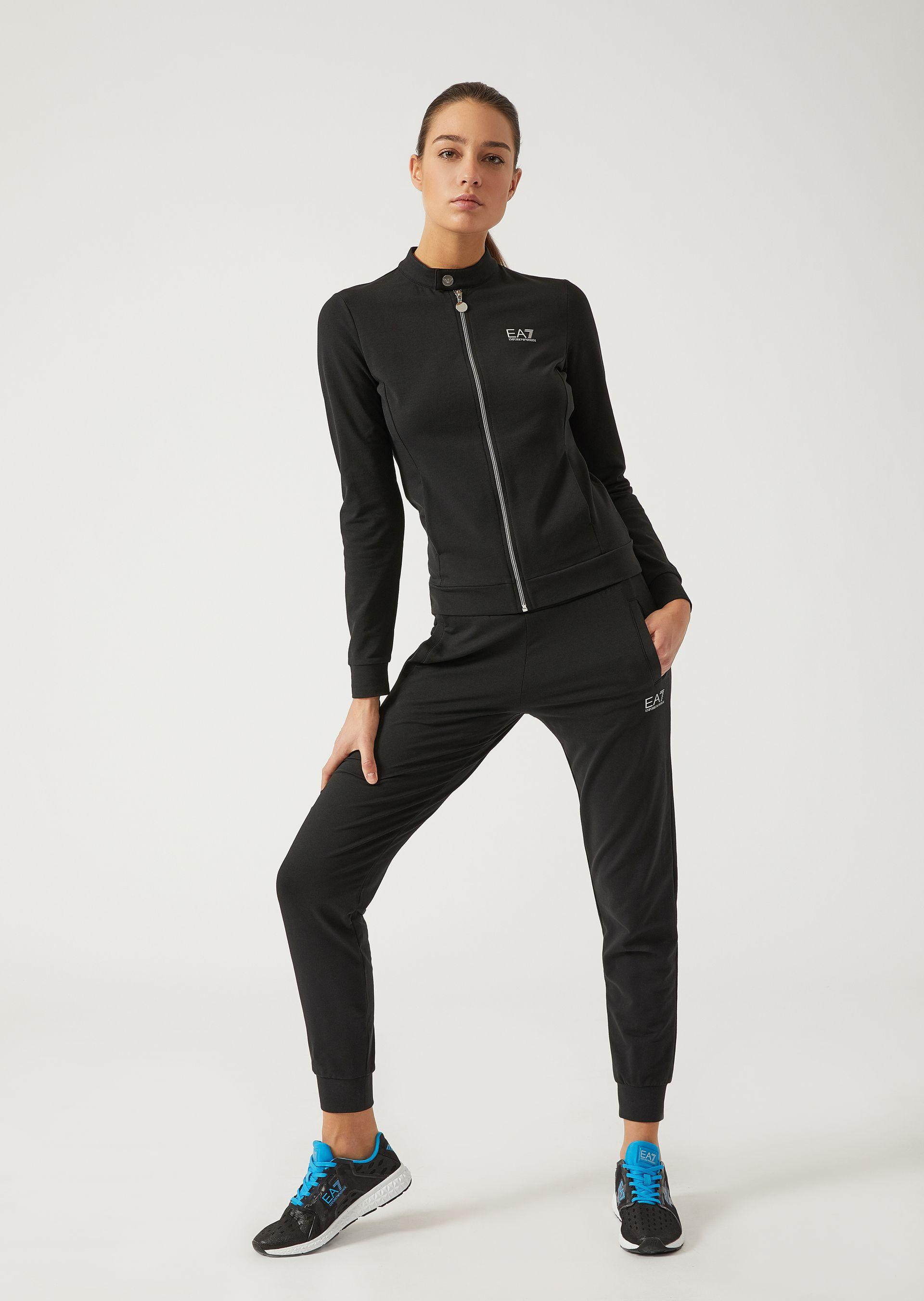 Emporio Armani Tracksuits - Item 43200520 In Black ; Navy Blue