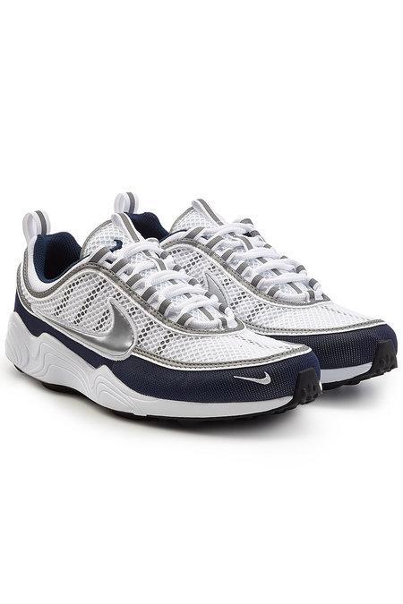 Nike Air Zoom Spiridon Sneakers In White