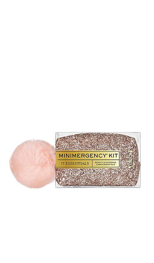 Pinch Provisions Pom Pom Minimergency Kit In Blush