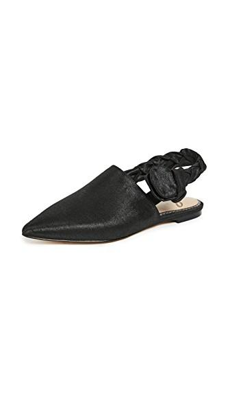 Sam Edelman Rivers Flats In Black
