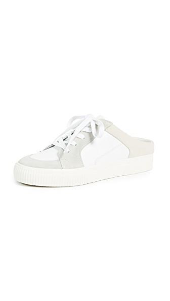 Vince Kess Slide Sneakers In Horchata