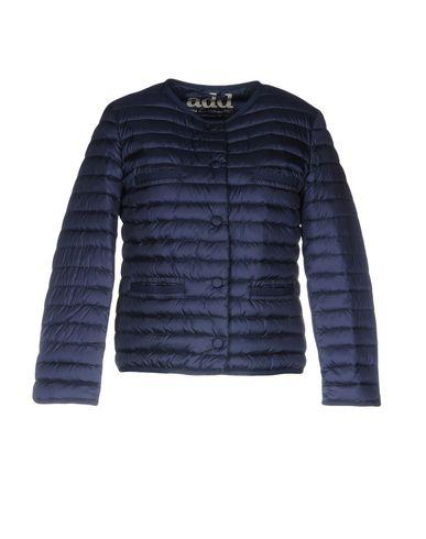 Add Down Jacket In Dark Blue