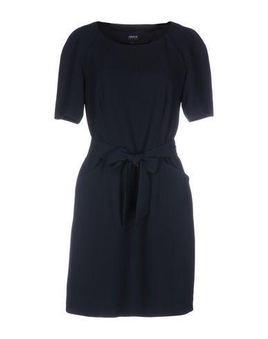 Armani Jeans Short Dress In Dark Blue